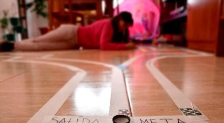 Los psicólogos advierten: los menores de 6 años necesitan salir a la calle