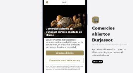El burjassotense Jordi Torrijos crea una APP gratuita para conocer al instante los comercios que permanecen abiertos