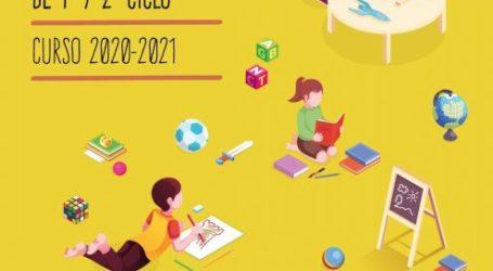 Paterna abre el plazo telemático para solicitar las ayudas a la escolarización de Educación Infantil