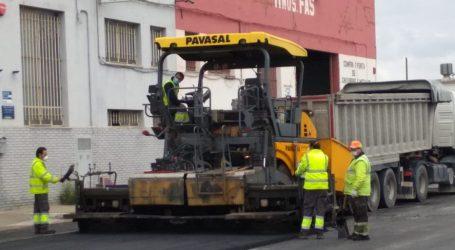 Quart de Poblet impulsa las obras de la zona industrial para potenciar la competitividad del sector empresarial local