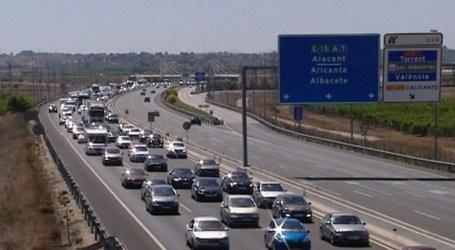 Refuerzan los controles de tráfico en la Comunitat el puente del 1 de mayo