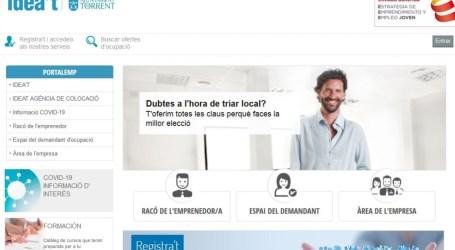 Idea't potencia su portal de empleo para prestar servicios online