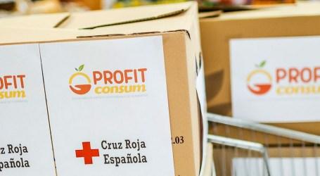 Consum dona alimentos por valor de 2,7 M€ para paliar  los efectos de la crisis generada por el COVID-19
