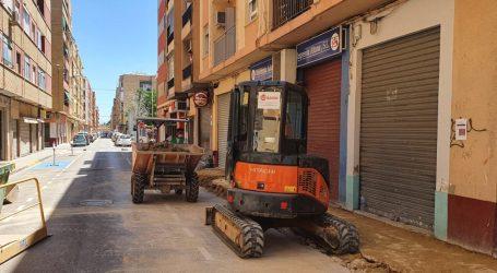 Benetússer retoma las obras de la Calle Palleter