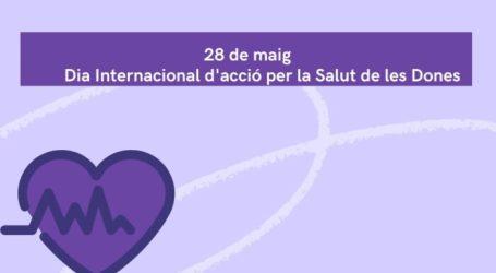 Espai Dona de Burjassot plantea, para mayo, actividades virtuales relacionadas con la mujer y la salud