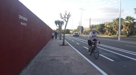 Catarroja avança la creació d'un nou carril bici davant la necessitat d'espais per la COVID 19