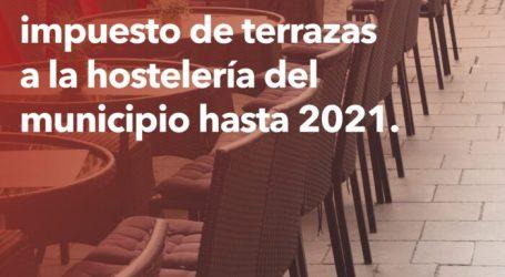 Massamagrell aprueba por unanimidad la propuesta de la exención del impuesto de terrazas a los bares y locales