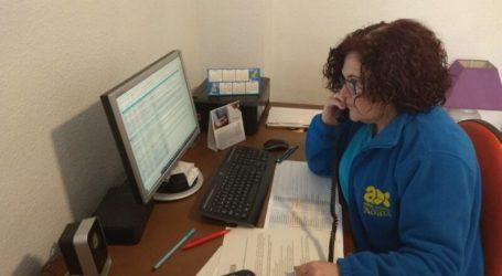 Aldaia realitza 14.000 telefonades a les persones majors del municipi durant el confinament