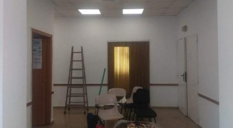 Burjassot se prepara para la apertura de sus centros sociales