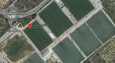 El Levante se prepara para la vuelta y desinfecta la ciudad deportiva