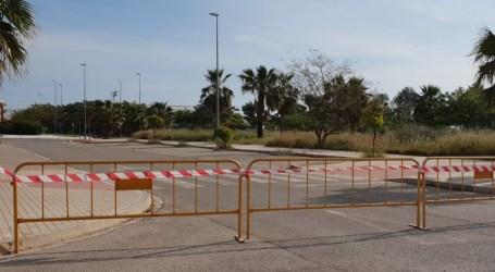 Massamagrell cierra al tráfico su zona de entrenúcleos para favorecer los paseos y el deporte