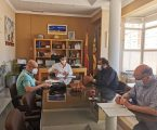 El Ayuntamiento de Burjassot firma sendos convenios de colaboración con los clubes deportivos locales Andros y L'Almara