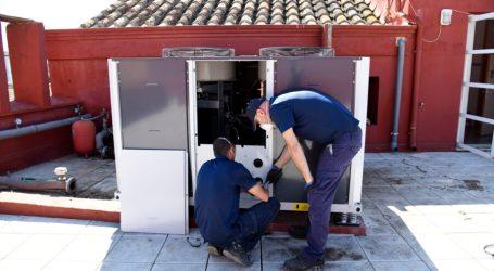 L'Ajuntament de Paiporta substitueix i millora la refrigeració de la llar de la tercera edat i el Centre Jove