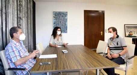 Reunió de coordinació entre el Centre de Salut i l'Ajuntament de Paiporta pel coronavirus Covid-19