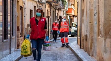Hidraqua colabora con el programa Cruz Roja RESPONDE para ayudar a las familias afectadas por la crisis del COVID 19