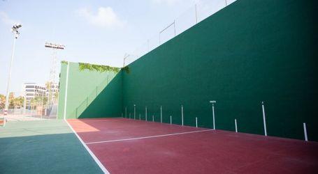 Burjassot abrirá mañana el Polideportivo Municipal