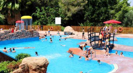 La piscina Parc Vedat de Torrent se abrirá en julio y agosto