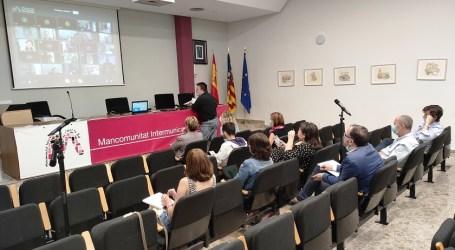 Los municipios de l'Horta Sud se unen en torno a la Mancomunitat para afrontar juntos la reconstrucción social y económica de la comarca