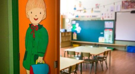 Las propuestas de Educación para el curso: clases presenciales con 20 niños