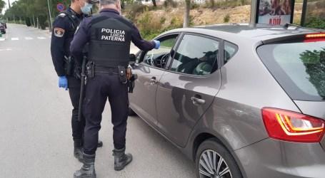 La Policía Local de Paterna disuelve una macrofiesta en el polígono Táctica y denuncia a 40 jóvenes