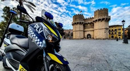 València cubrirá 160 plazas de policía local mediante su mayor oposición