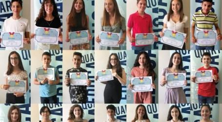 Quart de Poblet entrega los IX Premios el mérito escolar