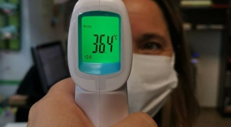Picanya proporciona a sus comerciantes un termómetro para controlar la temperatura de sus clientes