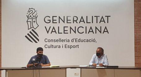 Educació presenta la planificació d'increment de personal i de recursos als centres educatius valencians per al pròxim curs