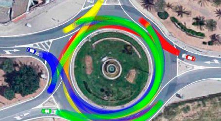 Un veí de Puçol dissenya un nou sistema de senyalització de rotondes