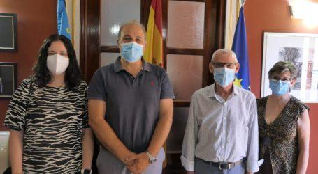 L'Ajuntament d'Alboraia signa un acord amb l'Hotel Bcome Patacona per a promocionar i fomentar l'ocupació local