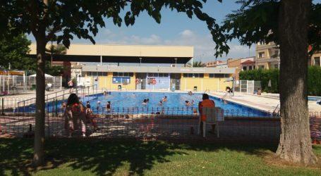 La piscina de Meliana funciona amb normalitat amb les mesures preses