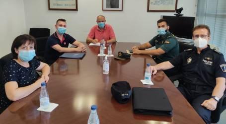 Catarroja demana la presencia permanent de la Guardia Civil al municipi
