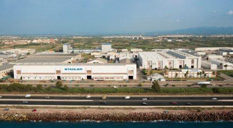 La planta de Stadler en Albuixech será centro tecnológico ferroviario e invertirá 40 millones