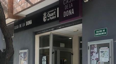 Quart de Poblet impulsa un taller para víctimas de violencia de género