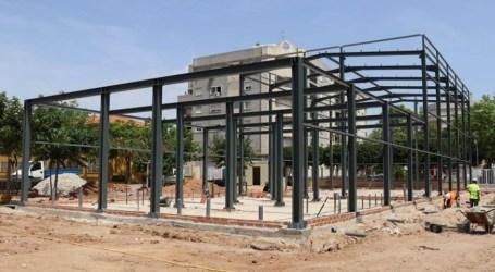 El colegio Juan Esteve de Albal contará con un gimnasio tras más 40 años de vida