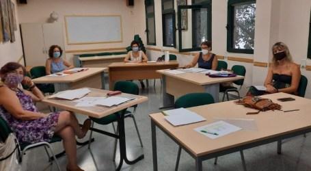 Manises es prepara per a l'inici de curs: grups bombolla, menjar al aula i la parcel·lació de patis