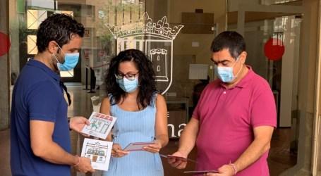 Los pictogramas llegan a los edificios públicos y comercios de Paterna
