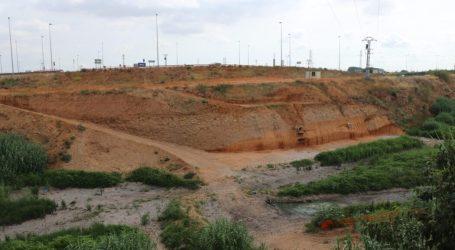 Comienzan los trabajos para la construcción del nuevo puente en Torrent sobre el barranco de Chiva