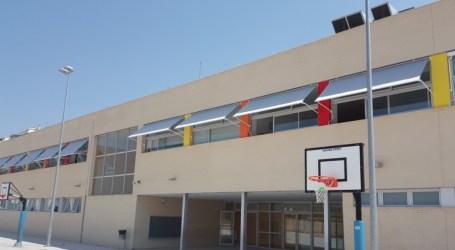 Puesta a punto de los colegios de Paterna para la vuelta a las aulas