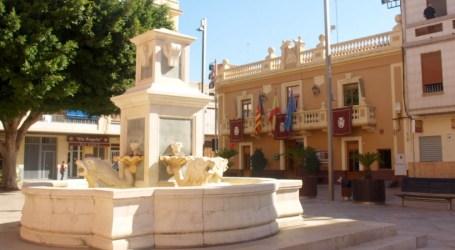 L'Ajuntament de Foios es presenta al pla REACCIONA amb una inversió de 159.935 euros