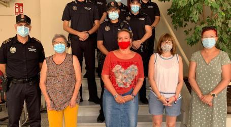 La Policía Local de Benetússer se refuerza con la incorporación de 5 nuevos agentes