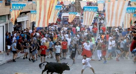 Puçol:  suspenden todos los «bous al carrer» de 2020