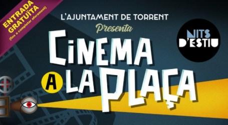 Fin de semana de cine en las plazas de Torrent