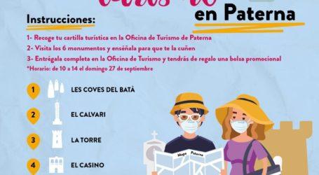 Paterna organiza una jornada turística para dar a conocer los edificios y monumentos más relevantes el Día Internacional del Turismo