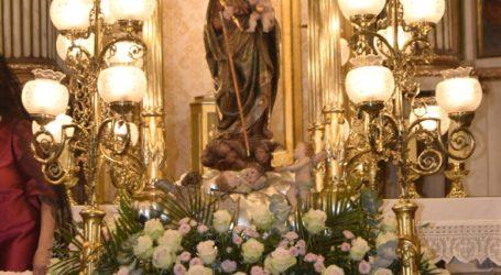 Burjassot limita la celebración de su patrona, la Virgen de la Cabeza, a la Novena y a la Misa Mayor del 30 de septiembre, con estrictas medidas de seguridad