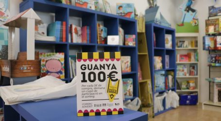 Quart de Poblet impulsa el comercio local con 20 sorteos semanales de 100 euros para gastar en los establecimientos del municipio