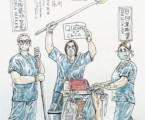 La Covid-19 segons Adan Liu, una visió humana de la pandèmia