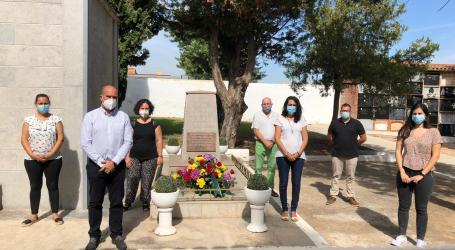 Massamagrell homenajea a las y los vecinos que fueron víctimas de la Guerra Civil y la dictadura