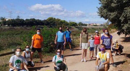 Almàssera organiza una jornada matinal de limpieza del Barranco del Carraixet