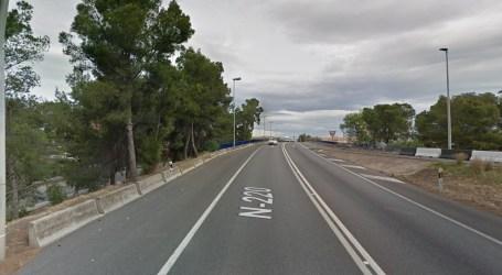 Formalizan las obras de duplicación de la N-220 de acceso al aeropuerto Valencia